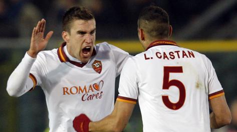 Photo of Strootman salva la Roma al 90°