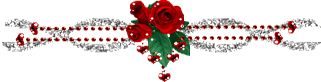 alm rosa rossa palline