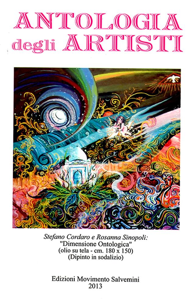 Photo of Qualcosa di più di un libro: presentata l'Antologia degli Artisti