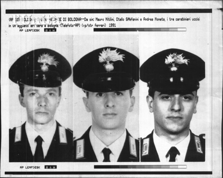Photo of 23 anni fa, la strage dei Carabinieri al Pilastro di Bologna
