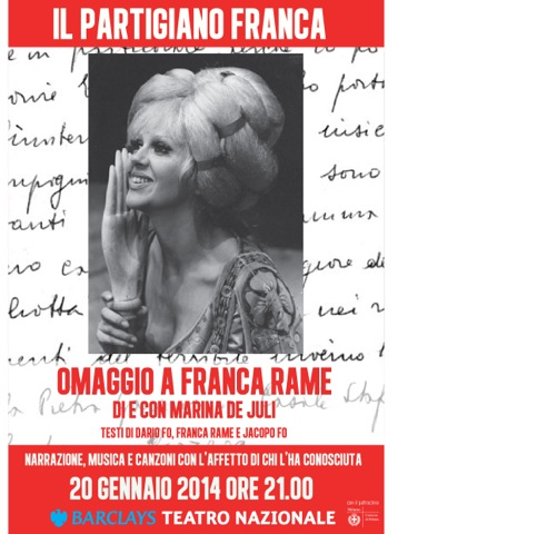 "Photo of ""Il Partigiano Franca"""