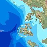 Photo of Diventano 6 le  forti scosse telluriche che hanno interessato le isole Greche Ioniche. Il terremoto avvertito anche nel sud Italia