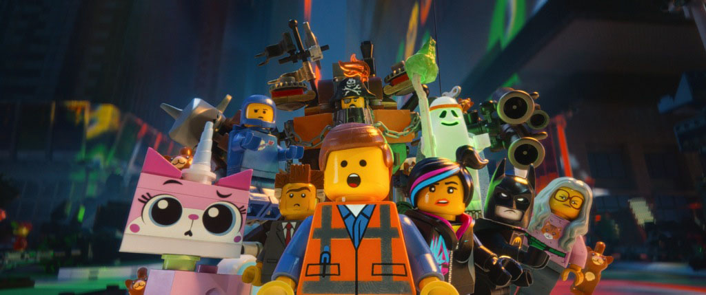 Photo of Arrivano i Lego blocks animati