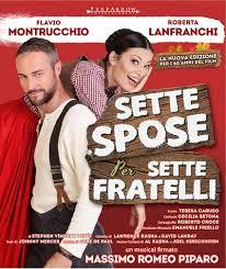 """Photo of Grande attesa per il musical """"Sette Spose per Sette Fratelli"""" al Teatro Sistina dal 13 febbraio"""