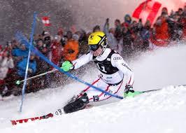 Photo of Slalom speciale uomini, dominio Austria, Gross 4°