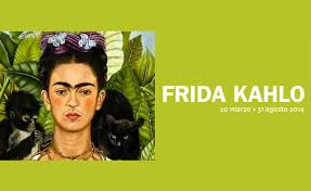Photo of Frida Kahlo alle Scuderie del Quirinale