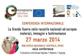 "Photo of Conferenza Internazionale  su ""La Grande Guerra"""