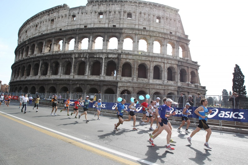 Photo of 20^ Acea Maratona di Roma