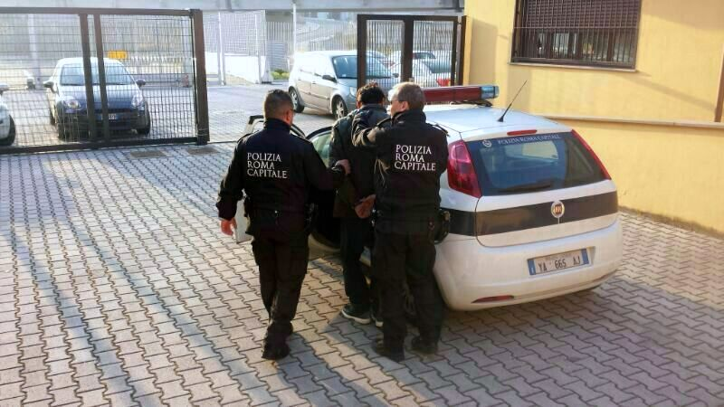 Photo of Arrestato il pirata della strada di via Collatina.