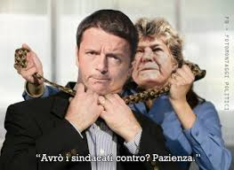 Photo of Primo siluro dei sindacati contro il Governo Renzi