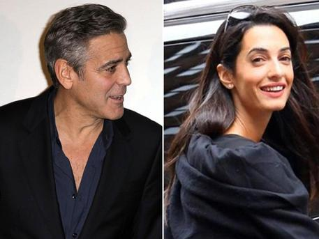 Photo of Clooney si fidanza e 'divorzia' da Onu