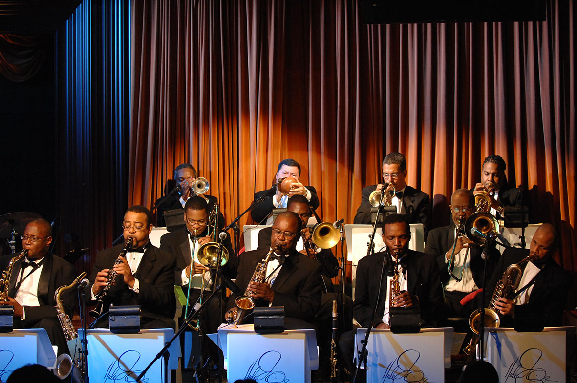 "Photo of La storica ""Duke Ellington Orchestra"" a Roma"