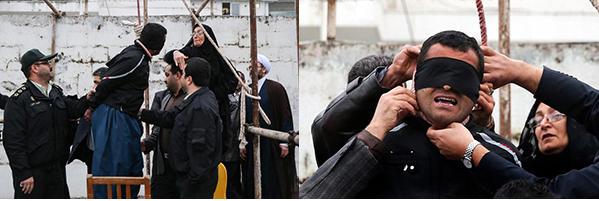 Photo of Iran: graziato mentre aveva già la corda al collo