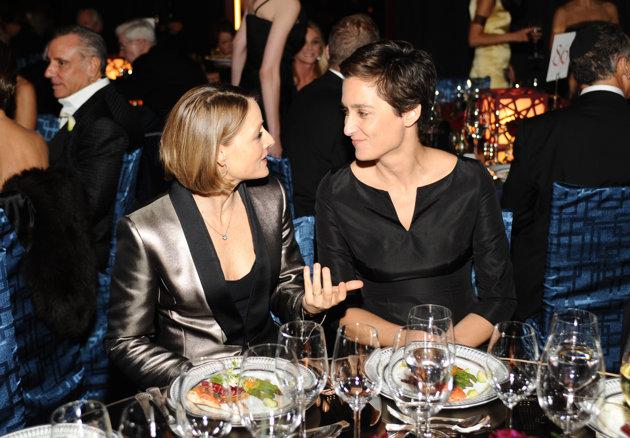 Photo of L'attrice Jodie Foster si è sposata con la fotografa Alexandra Hedison