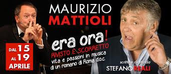 """Photo of Al Teatro Golden torna Maurizio Mattioli con """"Era ora! Vita e passioni di un romano de Roma d.o.c."""""""