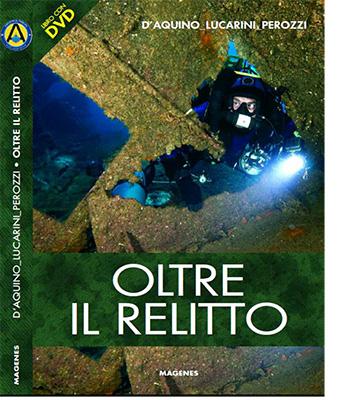 """Photo of """"Oltre il relitto"""", un viaggio letterario tra storia e abissi"""
