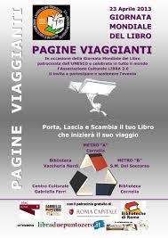 Photo of Pagine Viaggianti, il bookcrossing nella metro di Roma