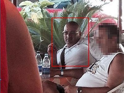 Photo of Il boss Nicola Pignatelli arrestato a Santo Domingo