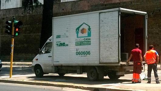 Photo of Oggi raccolta dei rifiuti ingombranti nei municipi dispari della Capitale