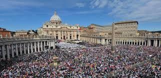 Photo of Terminata la cerimonia di canonizzazione di Papa Wojtyla e di Papa Roncalli