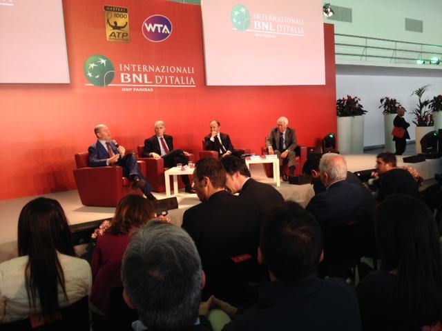 Photo of Presentata l'edizione n. 71 degli Internazionali Bnl d'Italia di Tennis