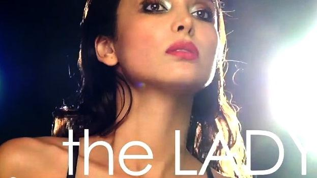"Photo of Lory Del Santo nella  versione bis di film maker: ""The Lady"""
