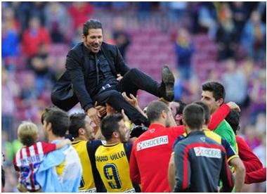 Photo of Liga: trionfo dell'Atletico! Adesso Madrid attende la finale! F.A. Cup: i Gunners alzano una Coppa dopo nove anni!