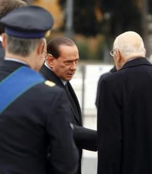 """Photo of L'ex Cavaliere """"ruba la scena"""" nella campagna elettorale per le europee"""