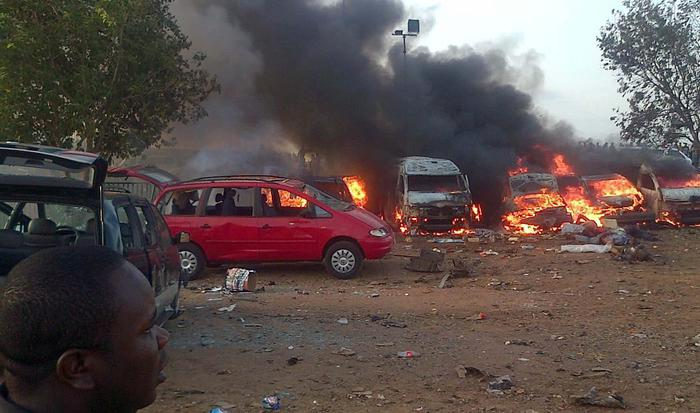 Photo of Nigeria: bomba ad Abuja, almeno 16 morti