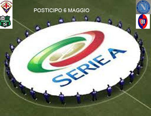Photo of Posticipi serie A:Fiorentina-Sassuolo 3-4,Napoli-Cagliari 3-0