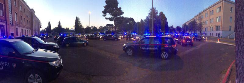 Photo of Maxioperazione dei Carabinieri  contro il traffico di stupefacenti