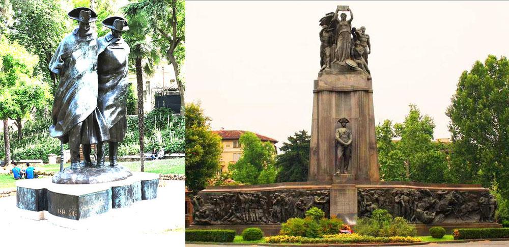 Photo of Inaugurato a Roma il Monumento per il bicentenario dell'Arma dei Carabinieri