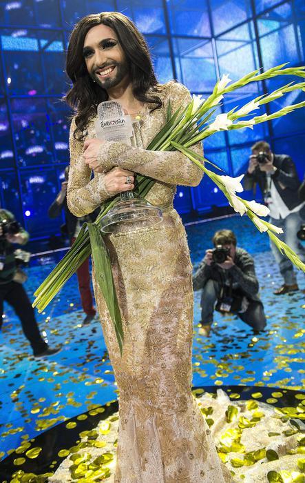 Photo of Eurovision 2014, vince Conchita Wurst