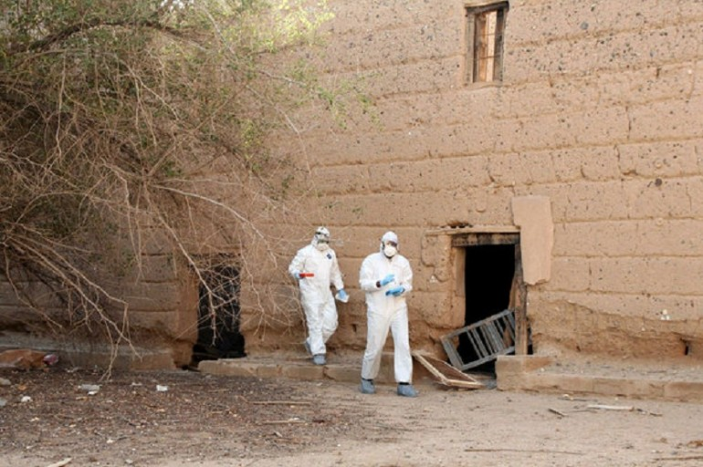 Photo of Virus Mers, ancora morti Arabia Saudita