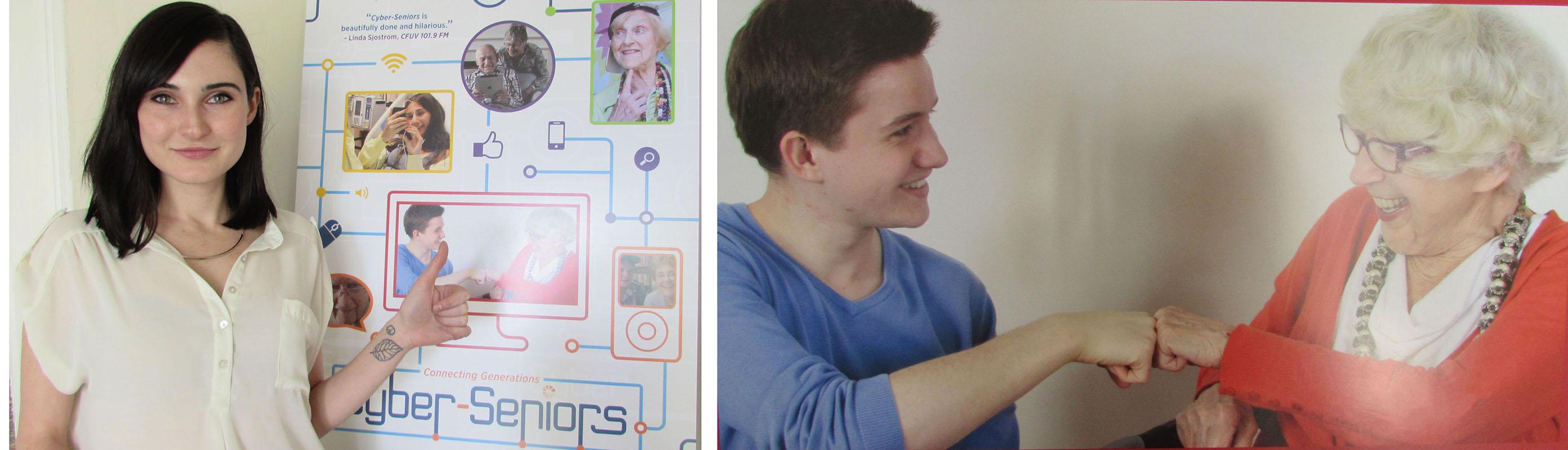 """Photo of È possibile imparare nella terza età ad usare la realtà virtuale ? Lo insegna il film '"""" Cyber-Seniors"""""""
