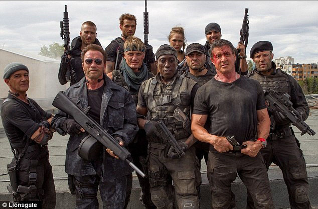 "Photo of Al Festival di Cannes arrivano ""The Expendables 3′ """