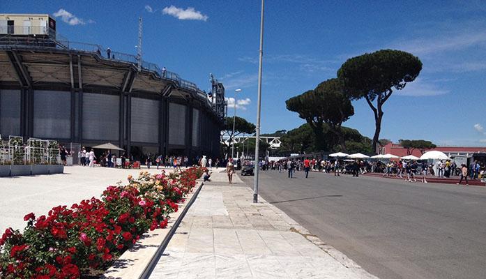 Photo of Internazionali di tennis Bnl d'italia: tra le azzurre avanti solo la Errani!