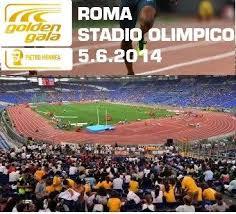 Photo of Atletica leggera: il 5 giugno allo Stadio Olimpico il Golden Gala Pietro Mennea