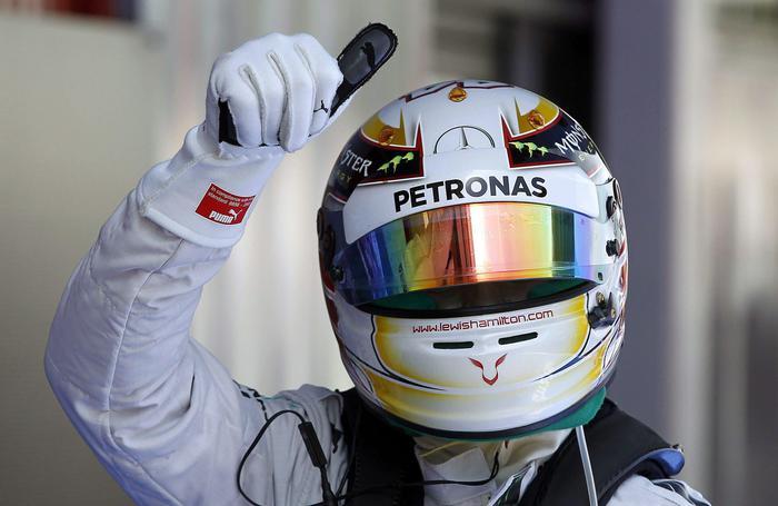 Photo of F1: Spagna In pole le due Mercedes. Ferrari sesta e settima