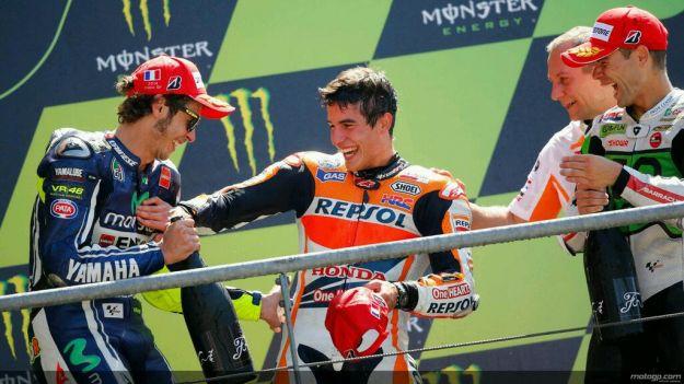 Photo of MotoGP. Le Mans 2014: Pokerissimo per Marquez. Podio anche per Rossi