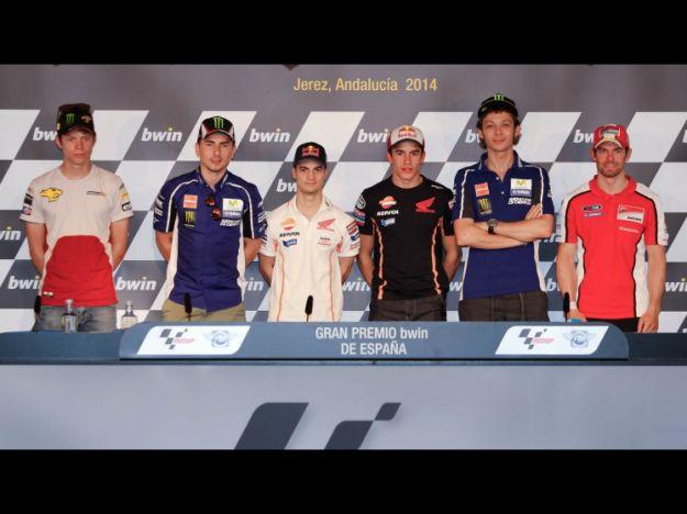 Photo of MotoGP di Spagna. Concluse le prove libere 1