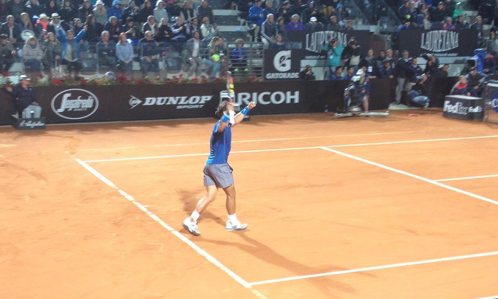 Photo of Internazionali BNL d'Italia:  Djokovic e Nadal in semifinale ma che fatica! Che spettacolo al Foro!