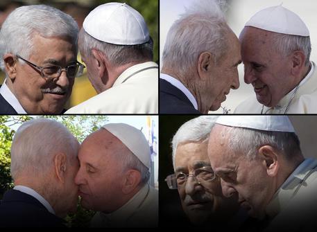 Photo of 8 giugno in Vaticano, la preghiera con Peres e Abu Mazen