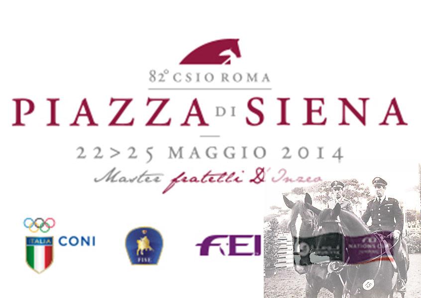 Photo of Dal 22 al 25 maggio, il Concorso ippico internazionale a Piazza di Siena