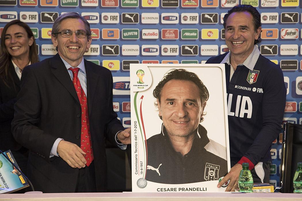 """Photo of Prandelli: """"In Brasile voglio più gioventù che esperienza"""""""