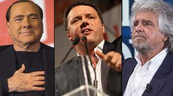 Photo of Trionfa Renzi che tarpa le ali a Grillo