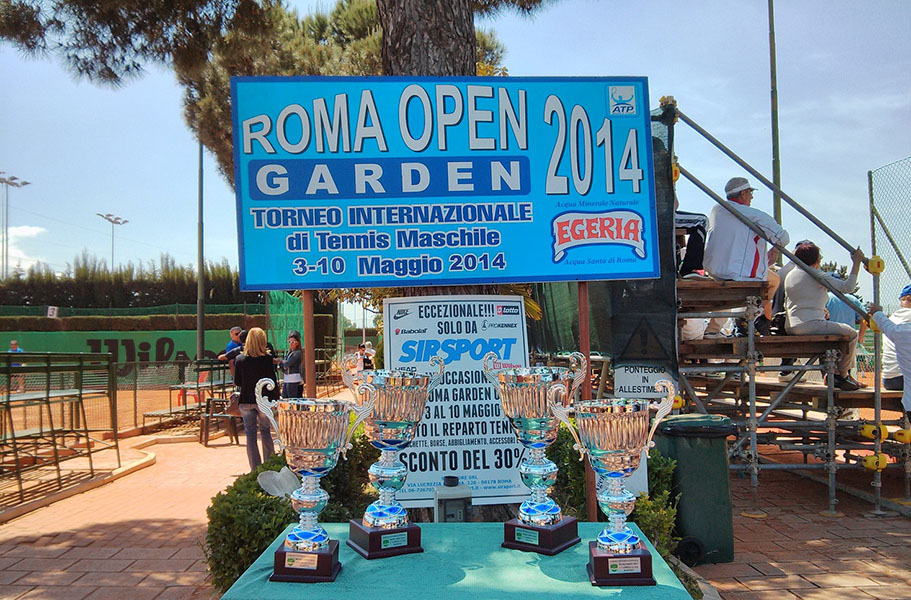 Photo of Tennis: Garden Roma Open, trionfa Reister!