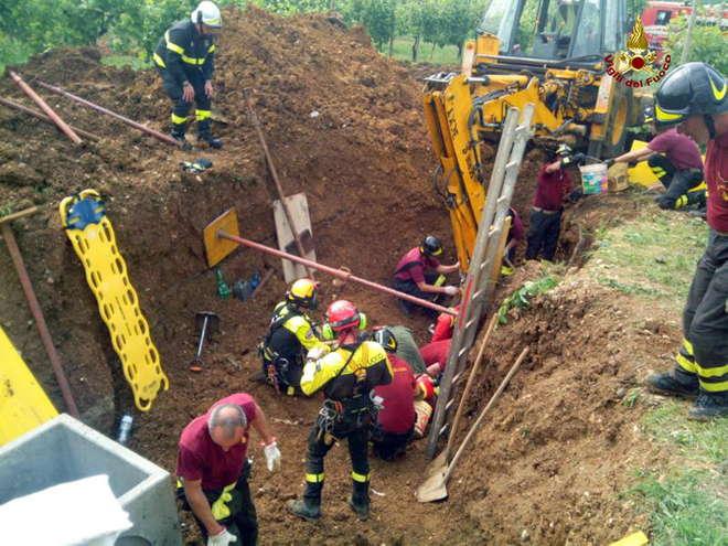 Photo of Tragedia sul lavoro in Veneto.  Un morto ed un ferito