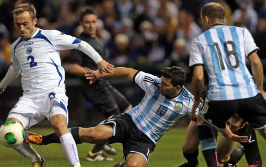 Photo of Mondiali Brasile 2014 – L'Argentina soffre ma vince, Bosnia domata