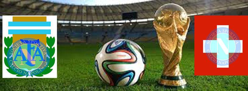 Photo of Mondiali Brasile 2014: Argentina-Svizzera, il derby di Napoli